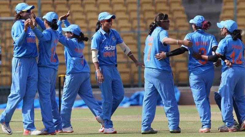 Mithali Raj was declared the Player of the Match and Player of the Series. (Photo: PTI)