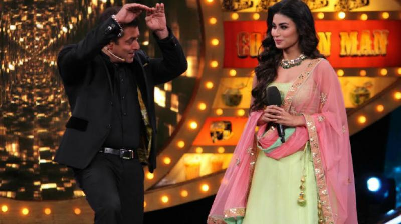 Salman Khan to launch Mouni Roy in Bollywood?