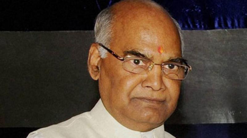 Kovind, NDA Presidential nominee, to visit J&K today