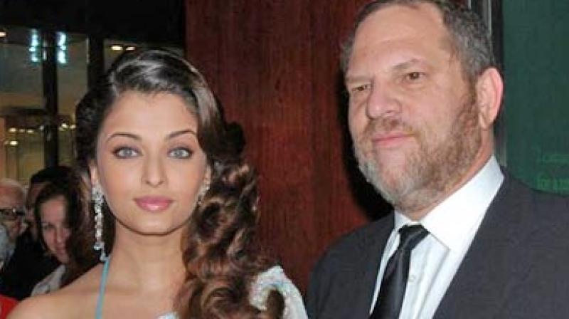 Disgraced Hollywood media mogul Harvey Weinstein checks into a rehab in Arizona to be treated for sex addiction