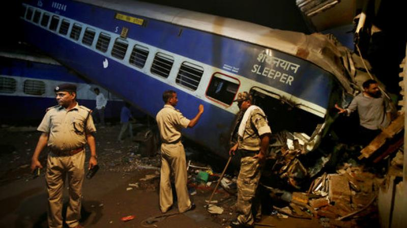 Train derailment kills at least 23, injures 40 in India