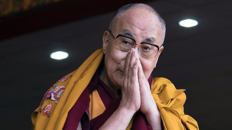 Tibetan spiritual leader the Dalai Lama. (Photo: PTI)