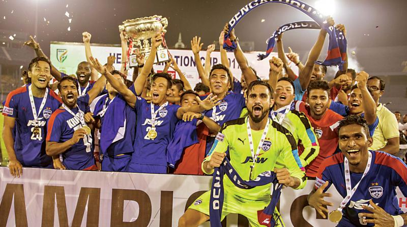 Bengaluru submit ISL bid documents