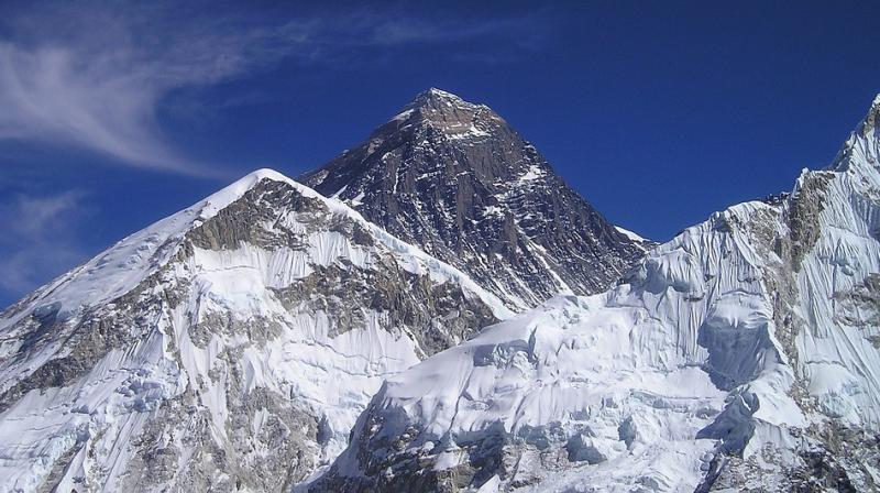 First woman to climb Mount Everest goes to glory at 77