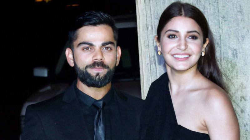 Kohli talks about Anushka's lucky presence