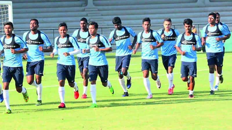 India to take on Cambodia ahead of AFC Asian Cup qualifiers