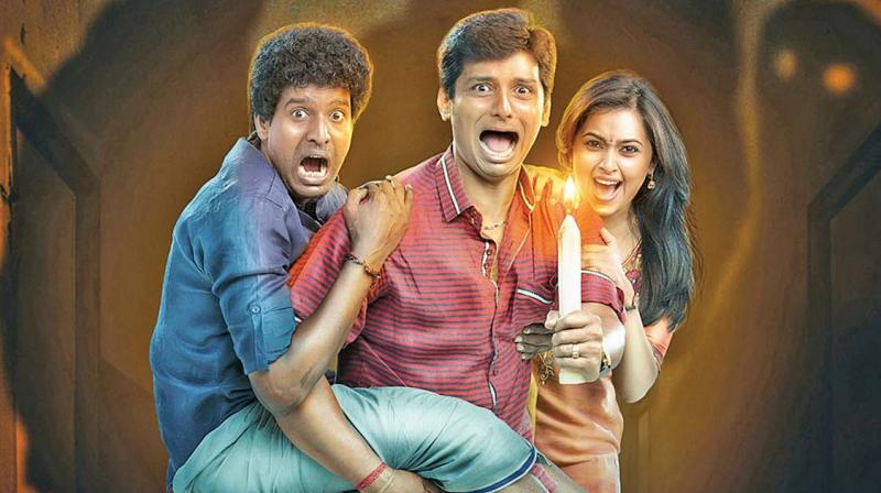 Sangili Bungili Kadhava Thorae movie review and rating