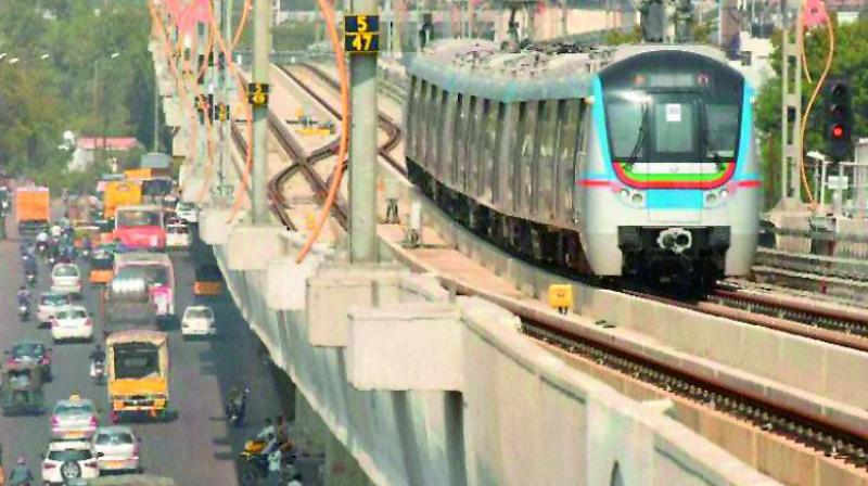 Metro rail to start operating from Nov 28 on 30km Route