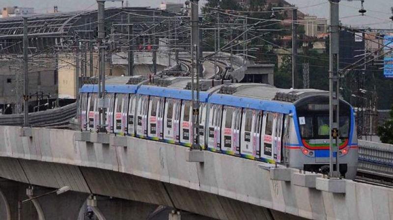Govt sanctioned Rs 3000 cr for Hyderabad Metro Rail: Rama Rao