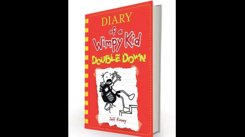 diary of the wimpy kid the book