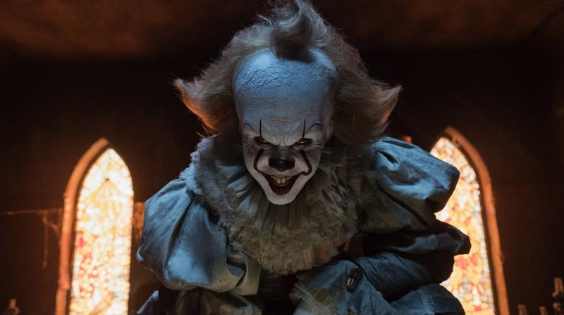 With creepy clowns like Pennywise becoming the next big thing across silver screens, clowns are being forced to ditch white faces and big red smiles (Photo: AP)