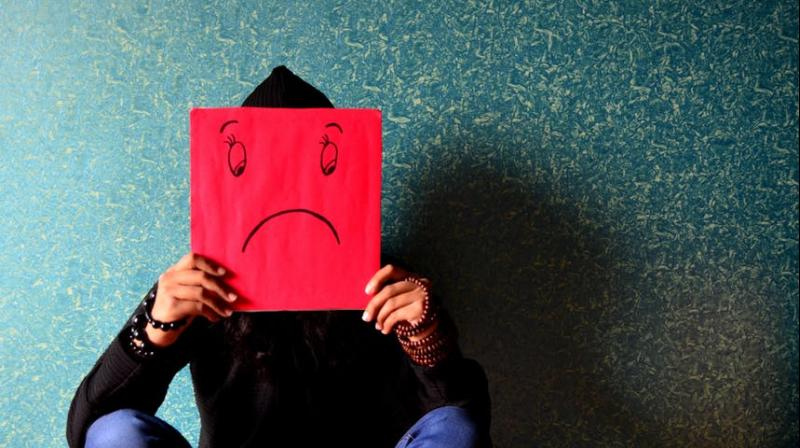 Depression in India is on the rise.
