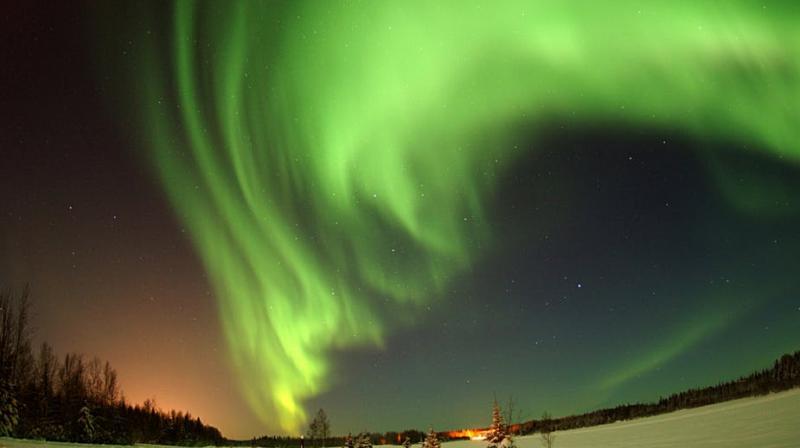 Northern Lights. (Photo: Pexels)