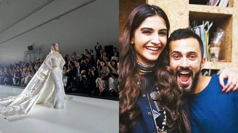Everything that Sonam Kapoor got up to at Paris Fashion Week 2017