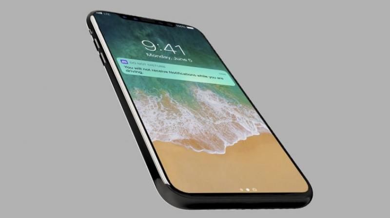 Let's all take a minute to enjoy this black iPhone 8