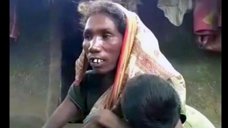 Simdega starvation death: Victim's mother thrown out of village