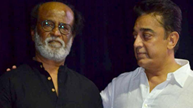 Kamal Haasan is the angriest person I know, witnessed it 100% : Rajinikanth
