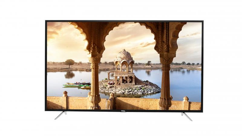 The TV is packed with features such as the integrated Bluetooth solution for audio.