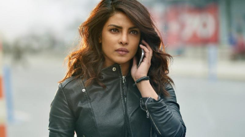 Priyanka Chopra's Quantico renewed for a short season three