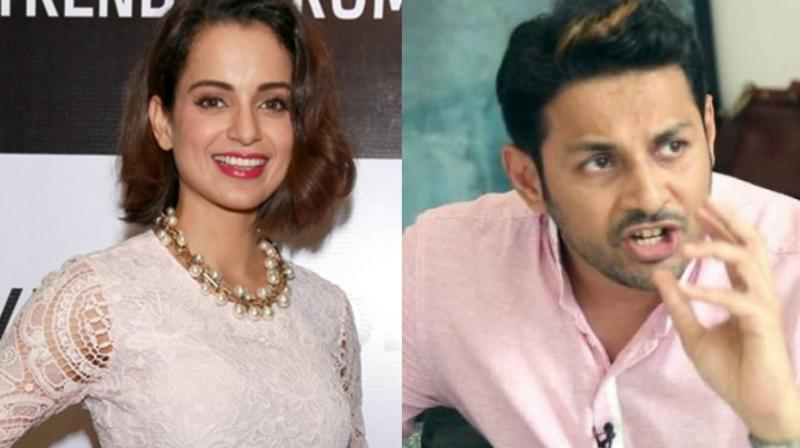 Kangana Ranaut and Apurva Asrani's controversy might even take the legal route and could affect the release of the film.