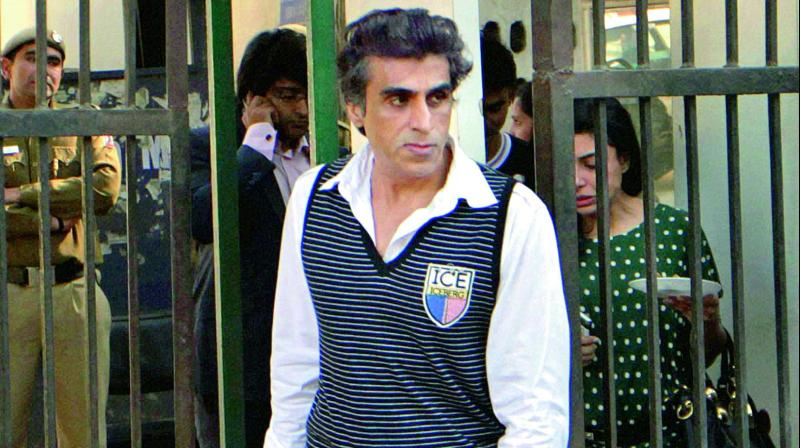 Karim Morani surrenders in rape case, plea rejected