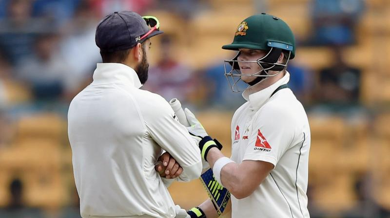 Image result for BCCI withdraws complaint against Steve Smith and Peter Handscomb