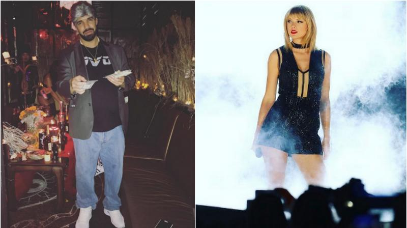 Taylor Swift is One Lucky Girl with Drake's Expensive Gifts