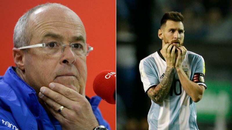 Star-studded Argentina staring into the abyss ahead of crunch Ecuador showdown