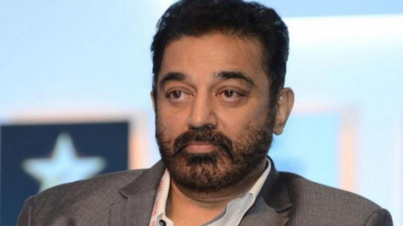 Veteran Kamal Haasan thinks that there is nothing wrong in letting the world know the victim's name