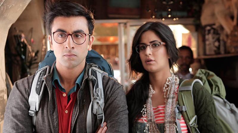 Jagga Jasoos Review : Ranbir Kapoor and Katrina Kaif's adventure ride!