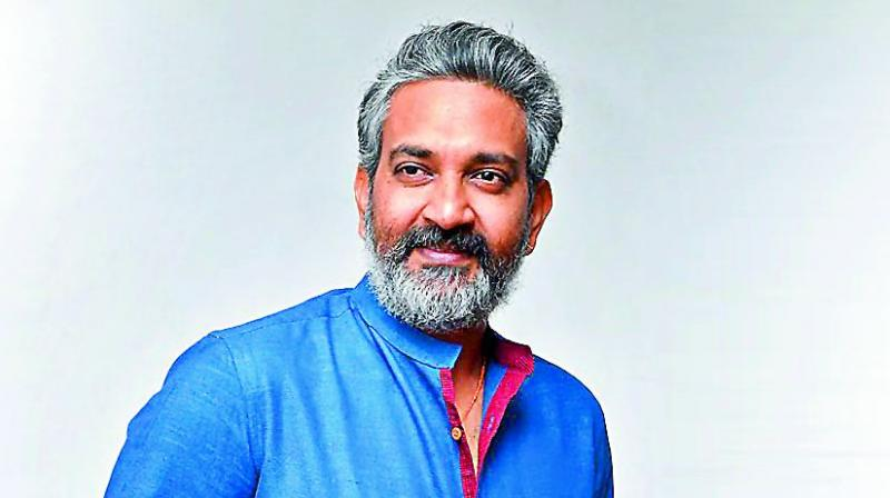 Rajamouli felt sorry, not for sridevi