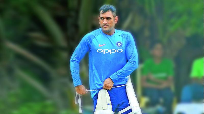Team India practice ahead of first ODI against Australia
