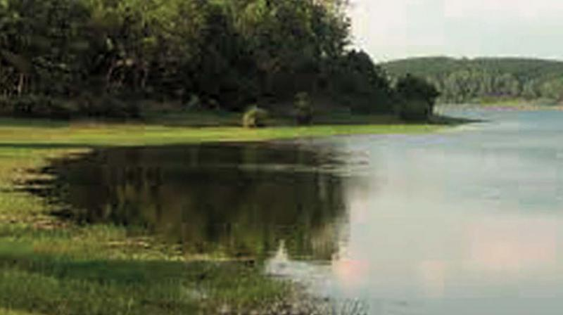 Image result for sasthamkotta lake