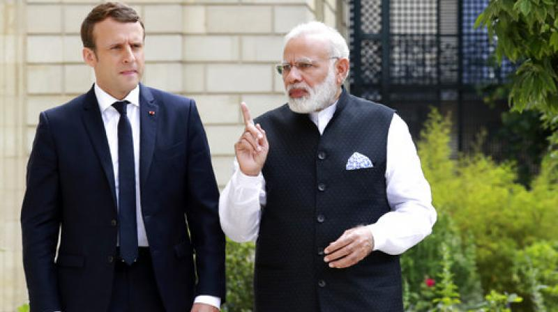 France, one of India's most important strategic partners : Narendra Modi