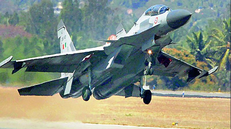 Paying 'close attention' to incident of missing IAF jet: China