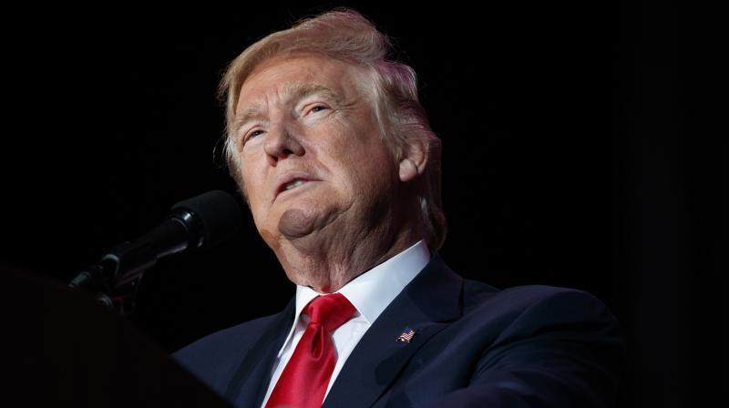 US President-elect Donald Trump. (Photo: File)