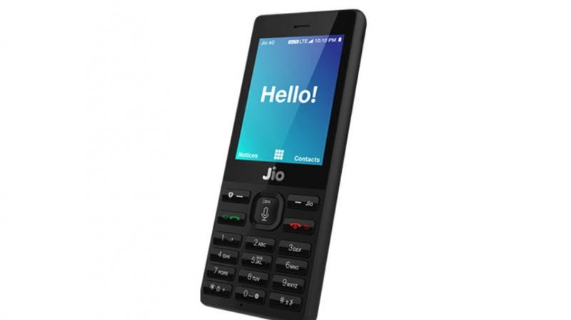 Reliance JioPhone Might Revive the Dying Feature Phone Market