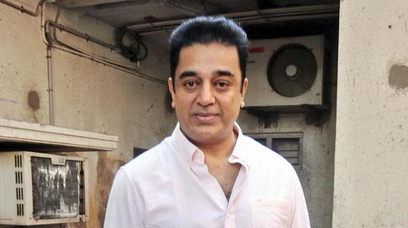GST unfair for regional cinema: Kamal Haasan