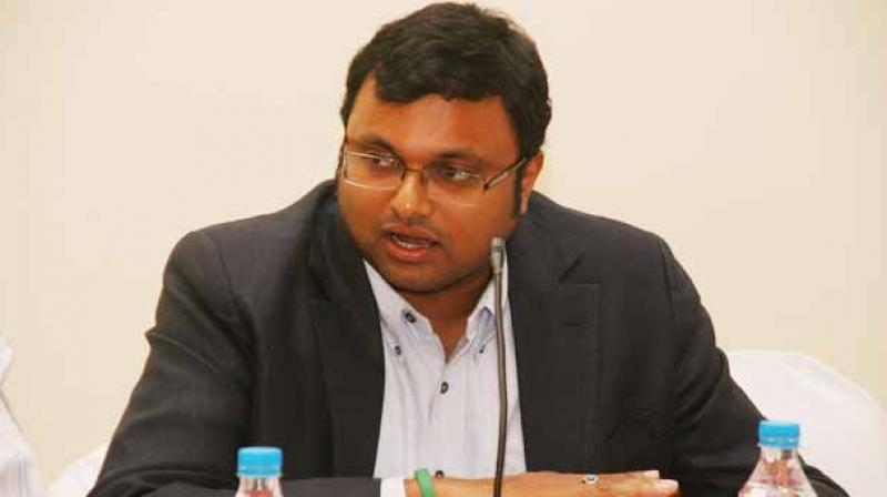 Drama is over now: Karti Chidambaram on CBI raids