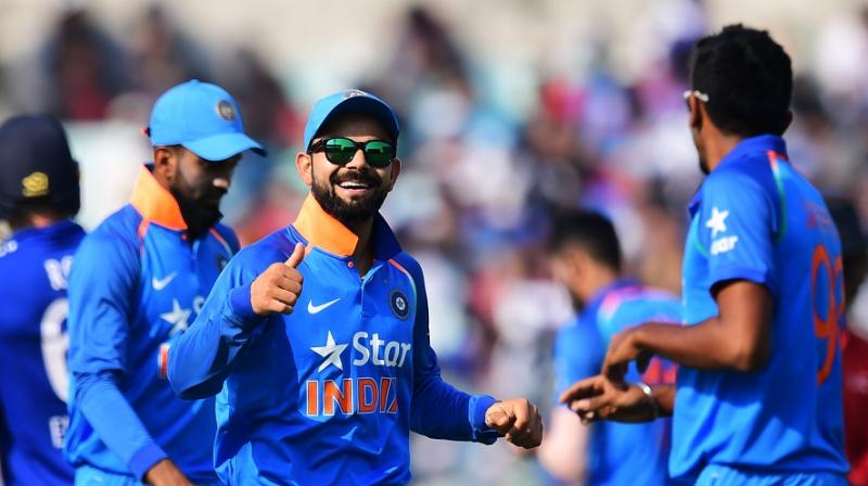 Virat Kohli and co. will play in ICC Champions Trophy 2017