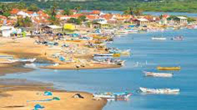 It is to be noted that the Manappad beach already has facilities to organise water sports events like sea surfing, kite boarding, kayaking, wind surfing and stand up paddle events.
