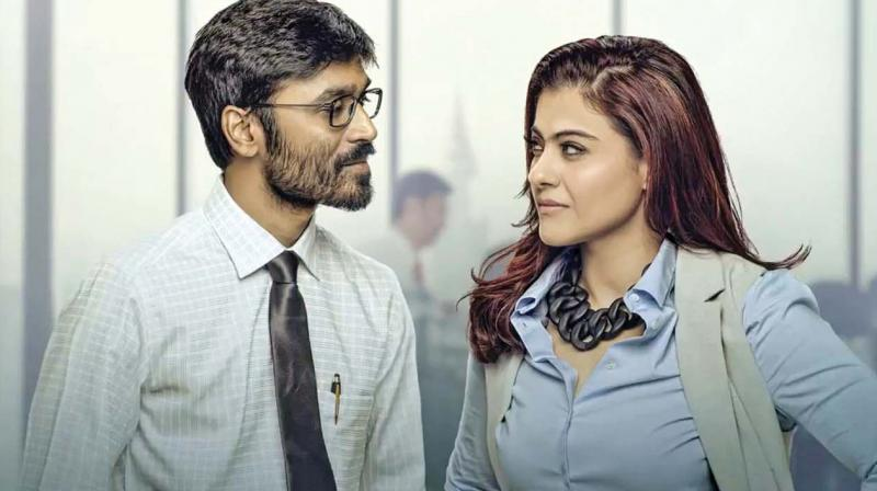 Dhanush and Soundarya's innovative song for 'VIP2'