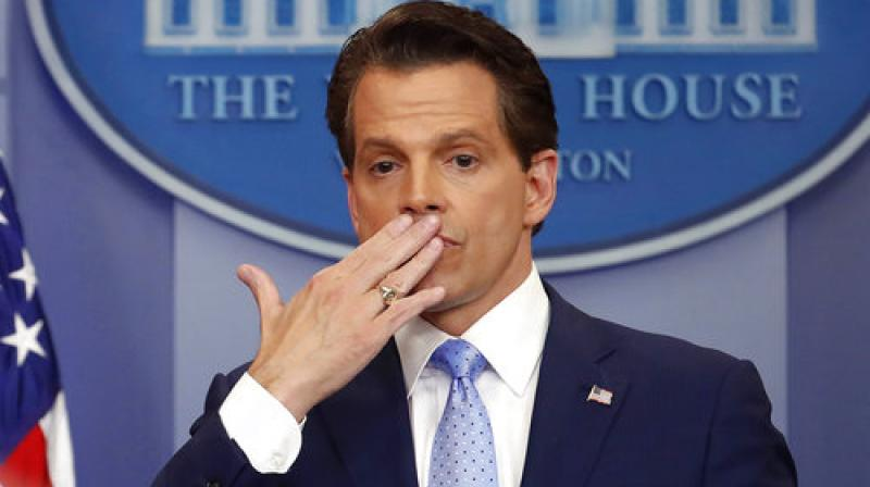 Scaramucci's 'colorful' comments to New Yorker displeased Trump: White House