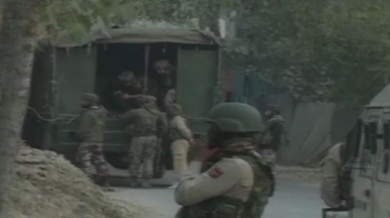 IAF men, 2 ultras killed in JK encounter