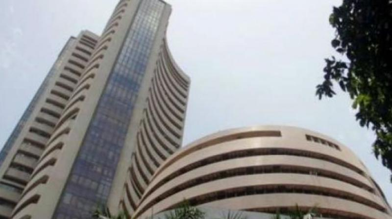The GST council's decision to provide certain relaxation in the timeline for filing returns to minimise the impact of transition to the GST also buoyed sentiments on the domestic bourses.