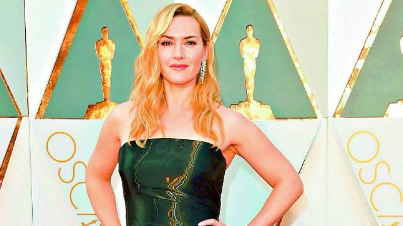 Kate Winslet: I didn't knowingly mention Harvey Weinstein's name