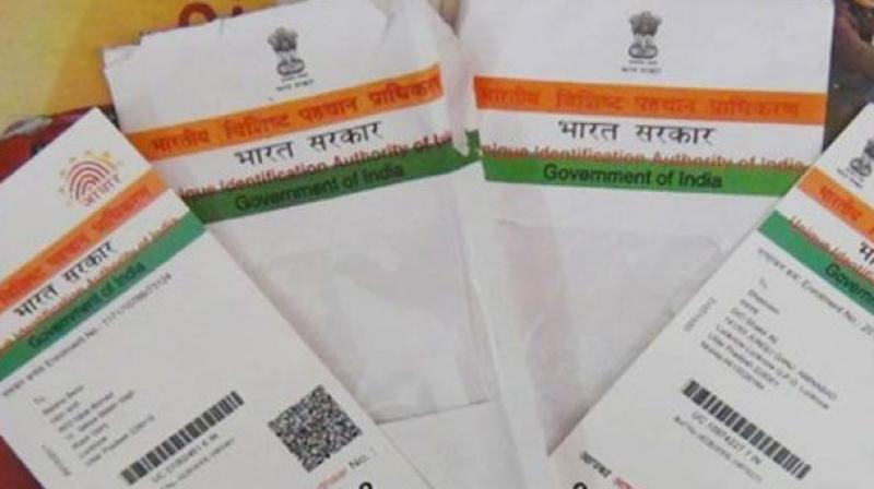 SC says no to interim order against govt's Aadhaar plan