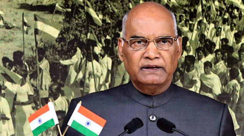 First address of President Ram Nath Kovind: Full speech
