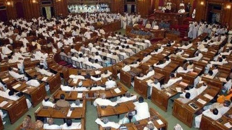 Tamil Nadu Assembly adopts GST Bill amid DMK MLAs walkout