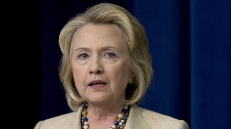 Hillary Clinton. (Photo: AP)